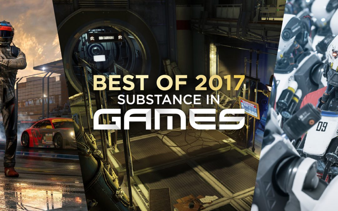 The Best of Substance 2017: Games