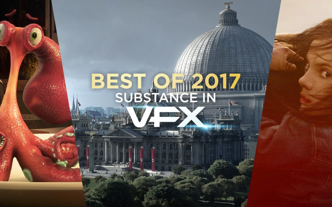 The Best of Substance 2017: VFX