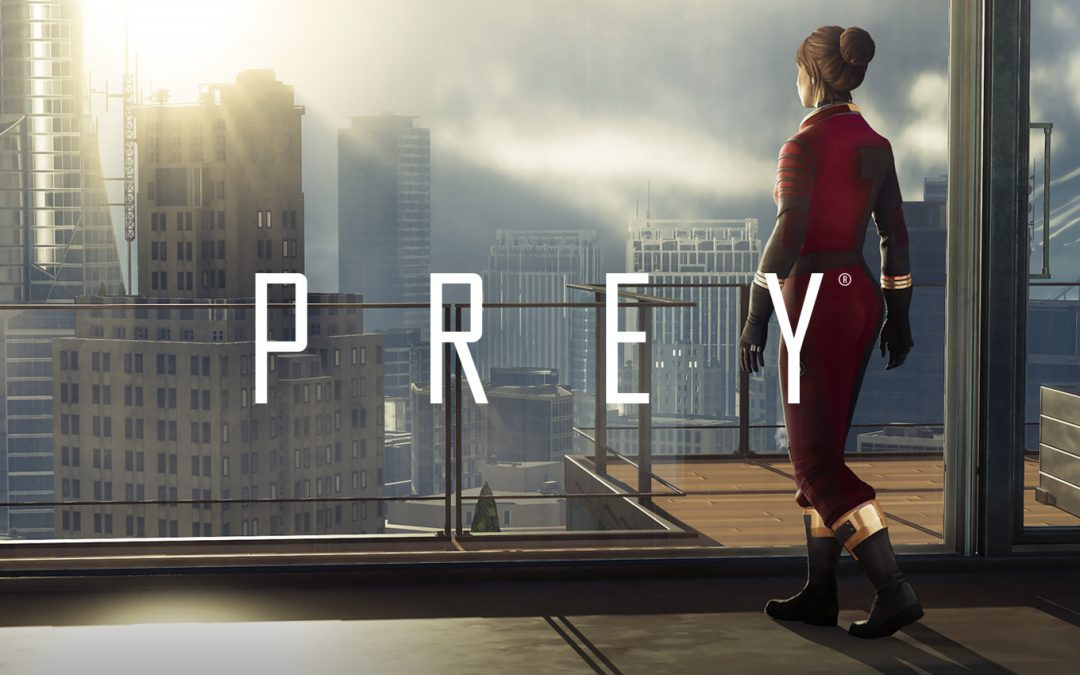 Arkane Studios: Texturing Prey's Retro-futuristic Visual Style
