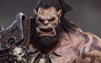 ZHANG XIAO: HOW I MADE THE ORC