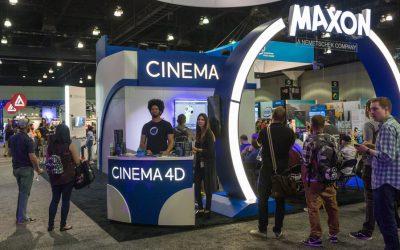 MAXON at NAB Show and Adobe Max