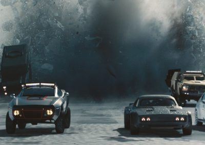 Digital Domain – Fate of the Furious