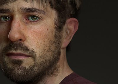 The new master: Ian Spriggs talks photorealism and portraits