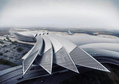 Jeju Airport  by Tomek Miksa