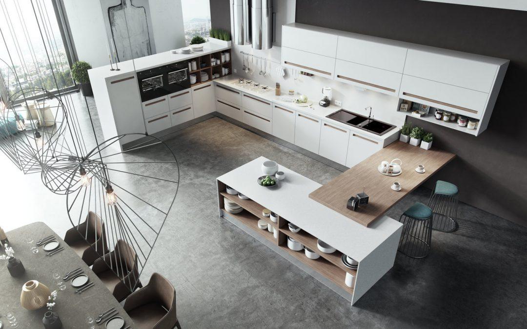 Rimi Neo kitchen  by Viarde