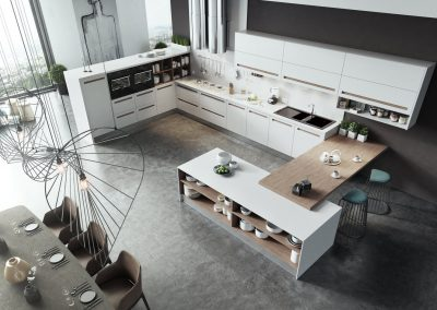 Rimi Neo kitchen  by Viarde