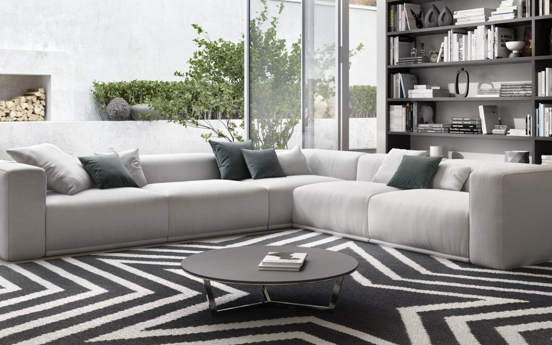 Poliform sofa  by Viarde