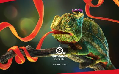 Substance Painter: Spring Has Come!