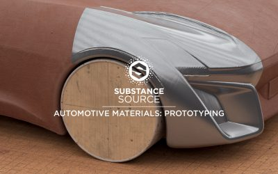 SUBSTANCE SOURCE AUTOMOTIVE MATERIALS: PROTOTYPING