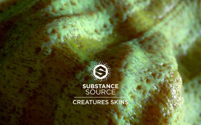 Substance Source: Creature Skins