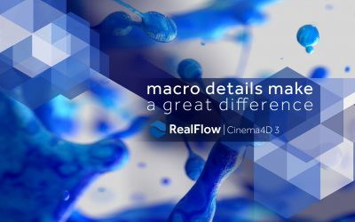 REALFLOW Cinema4D 3