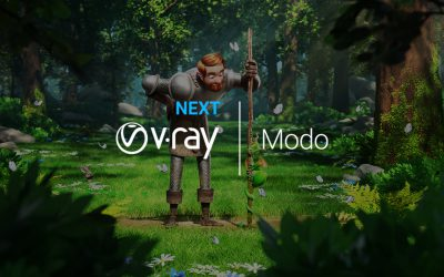 V-Ray Next for Modo now available
