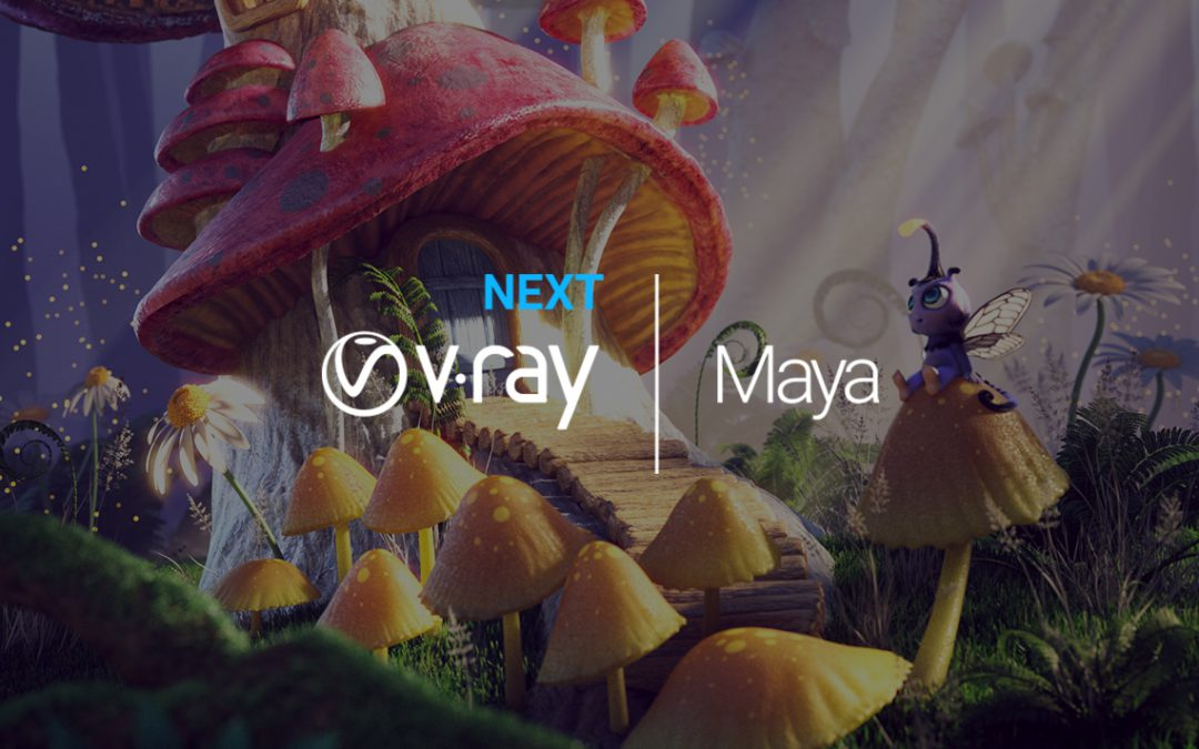 V-Ray Next for Maya, update 1 out now