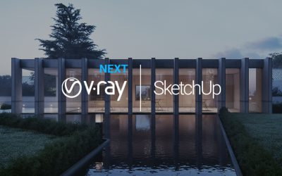 V-Ray Next for SketchUp is here