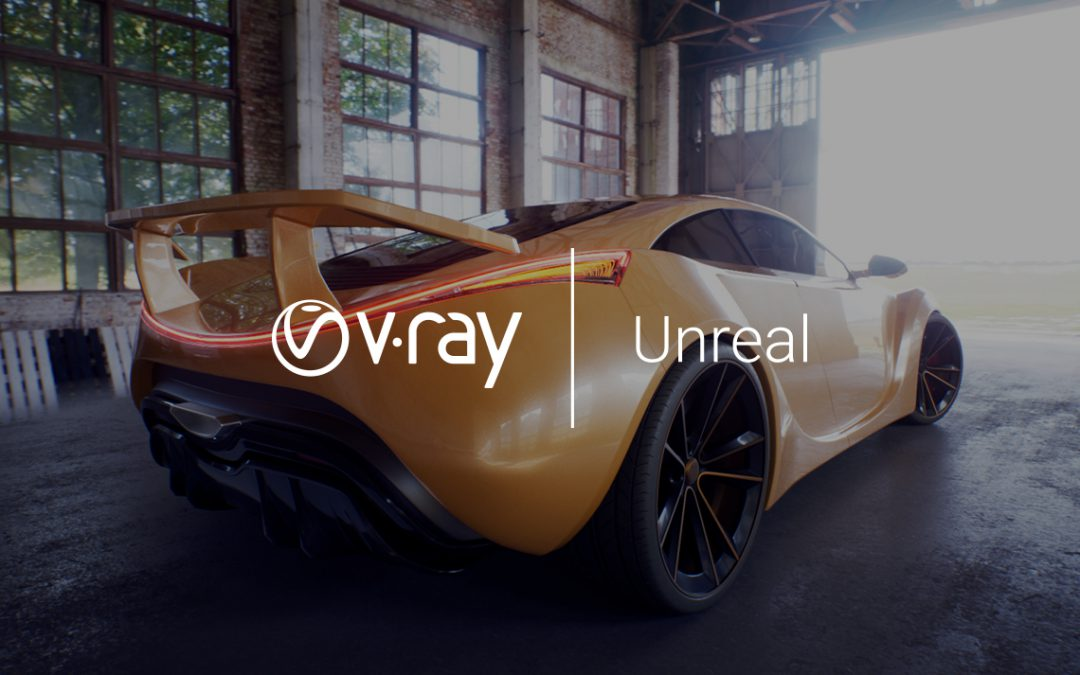 V-Ray for Unreal, update 1 released