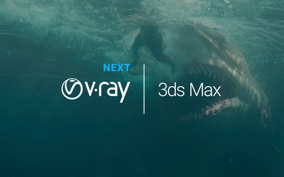 V-Ray Next for 3ds Max, Update 1 out now