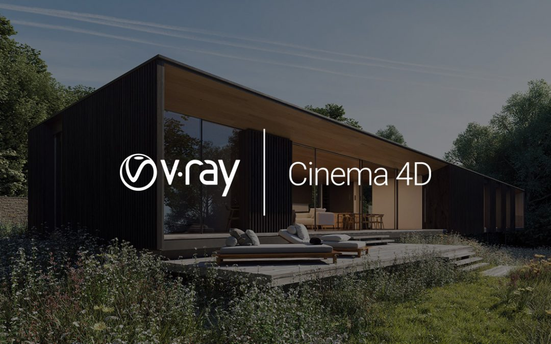 Chaos Group welcomes V-Ray for Cinema 4D to the family