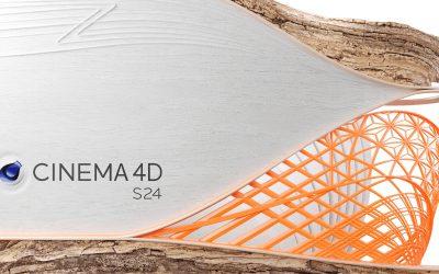 Maxon Announces Cinema 4D S24